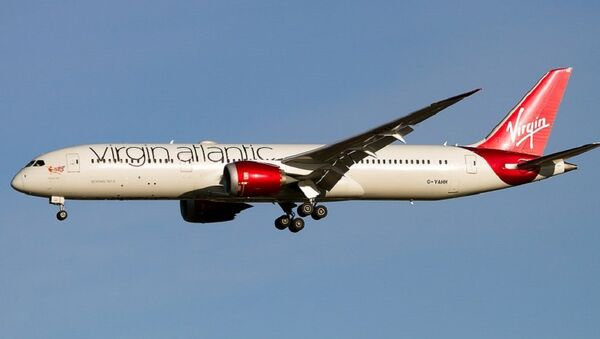 Virgin Atlantic - Sputnik Türkiye