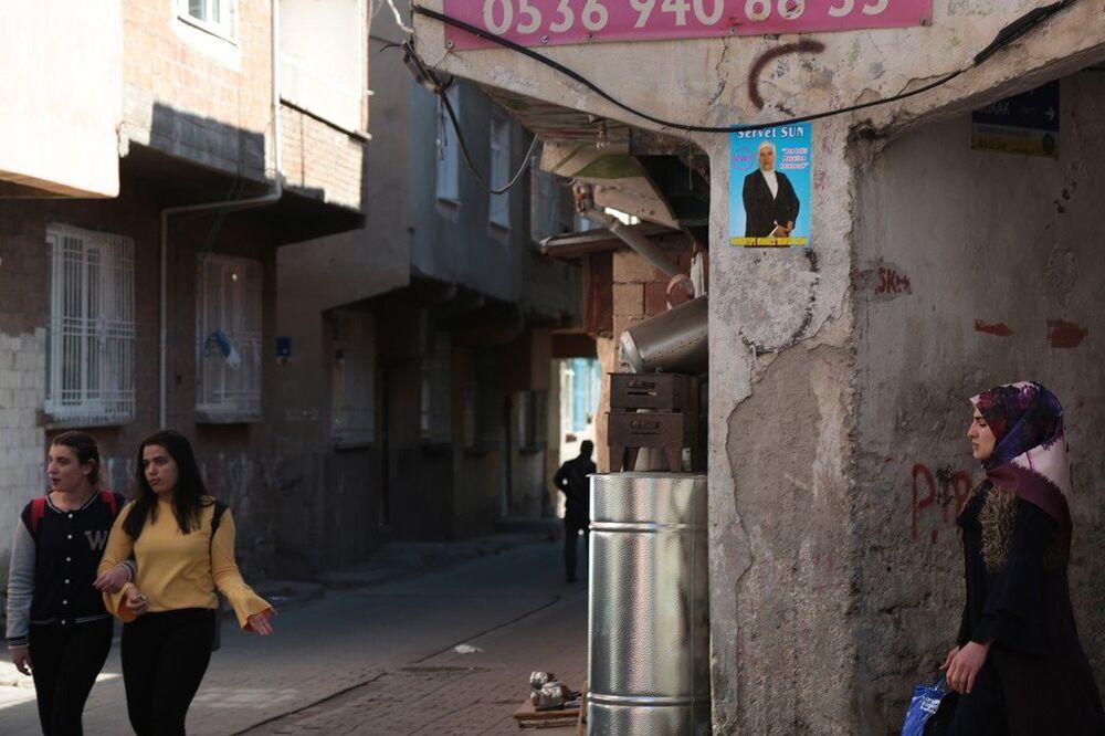 Diyarbakır - Kadın muhtar adayları