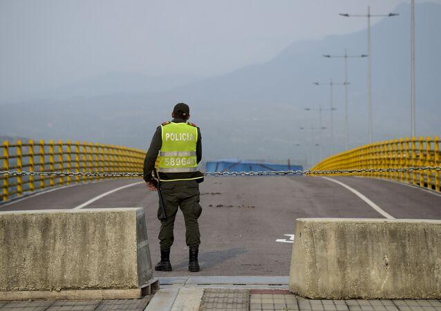 Venezüella - Kolombiya sınırı