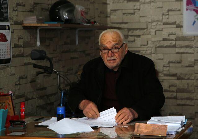 Yılmaz Yener - 51 yıllık muhtar yeniden aday