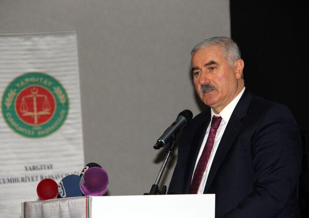 Yargıtay Cumhuriyet Başsavcısı Mehmet Akarca