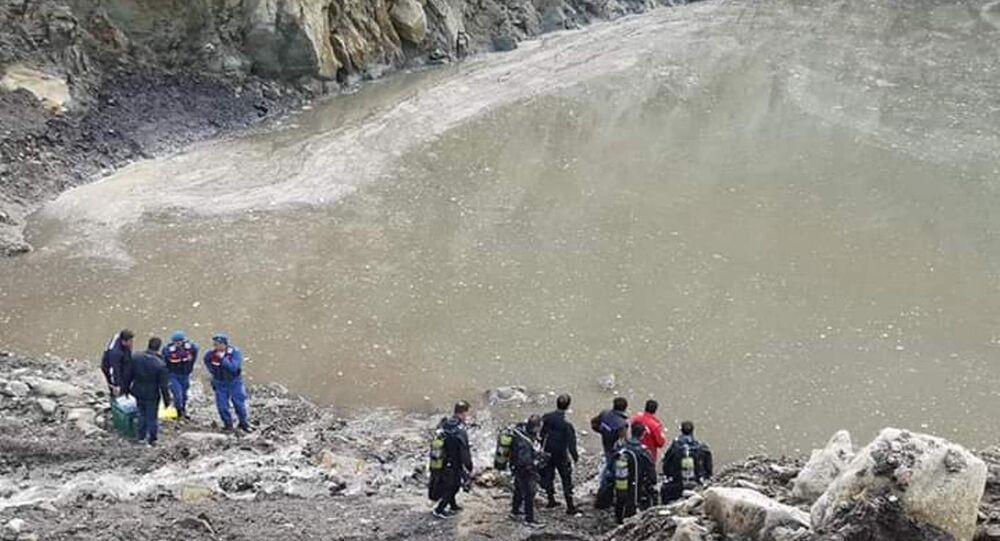 Balıkesir - Balya - maden ocağında toprak kayması