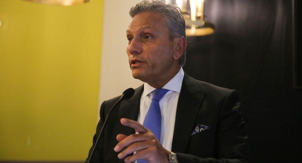 TÜRSAB Yönetim Kurulu Başkanı Firuz Bağlıkaya