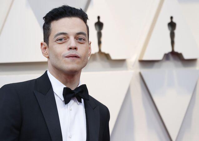 2019 Oscar Ödülleri'nde En İyi Erkek Oyuncu dalında aday gösterilen Rami Malek