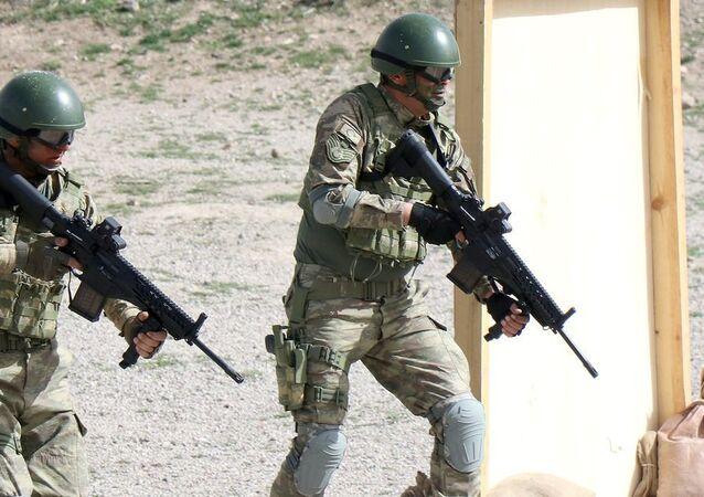 Türk askeri - tüfek