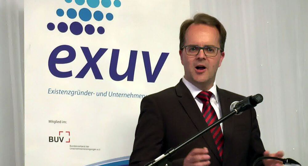 Bavyera Eyalet Meclisi Başkan Yardımcısı Markus Rinderspacher