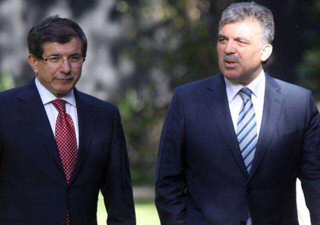 Ahmet Davutoğlu - Abdullah Gül