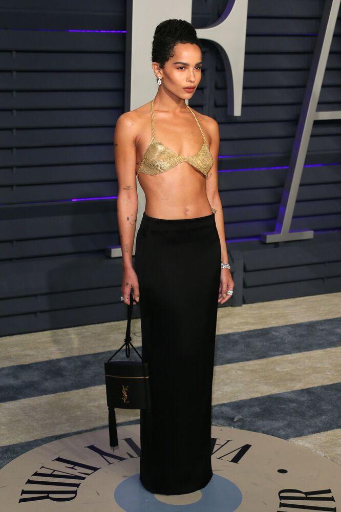 Vanity Fair Oscar partisinden kareler