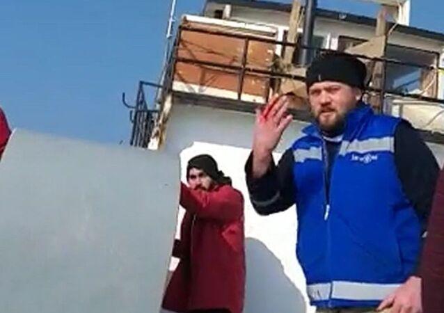 Ordu, Türk balıkçı teknesine ateş açıldı
