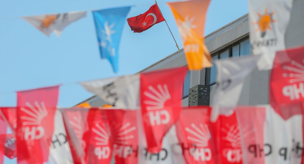 Parti bayrakları