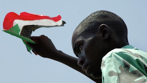 Sudan Bayrağı - Sputnik Türkiye