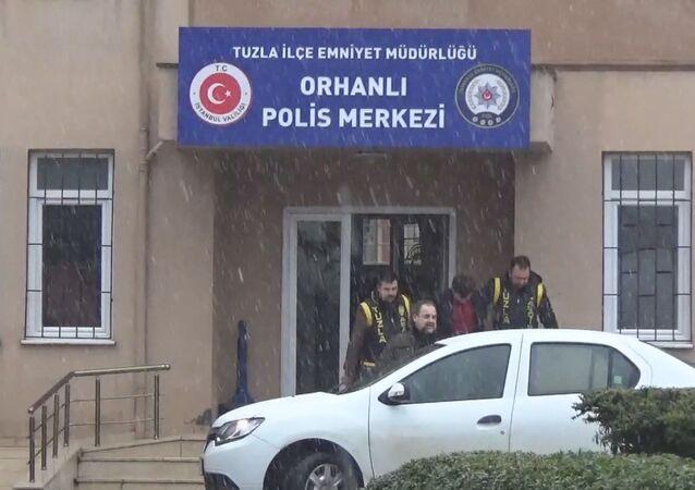 Tuzla'daki kötü koku soruşturmasında gözaltına alınan kişi serbest bırakıldı