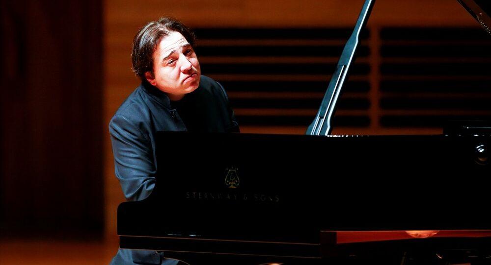 Piyanist ve besteci Fazıl Say