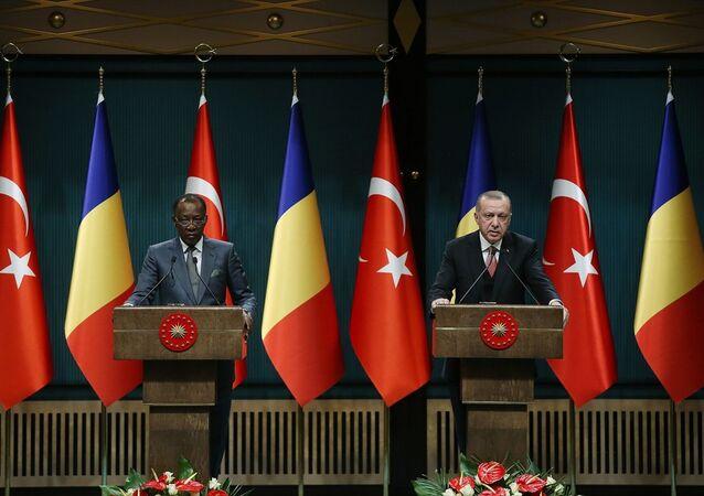 Erdoğan: Çad ve Afrika ülkeleriyle işbirliğini daha da ileriye taşımaya kararlıyız