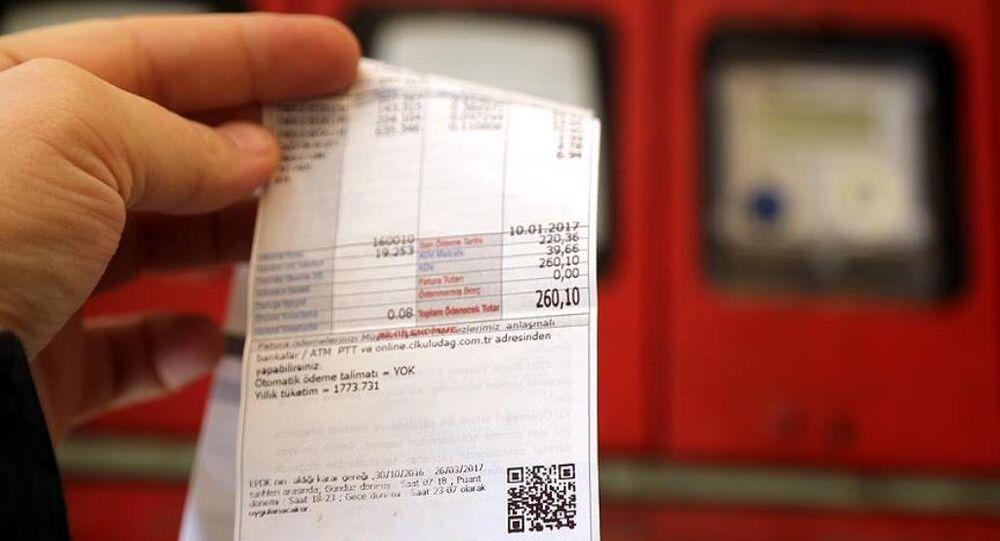 Elektrik faturası