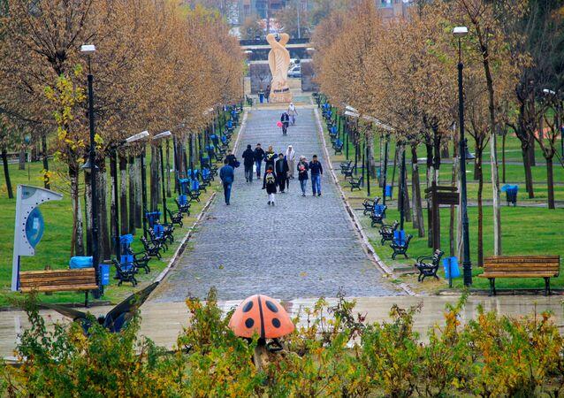 Diyarbakır Park Orman