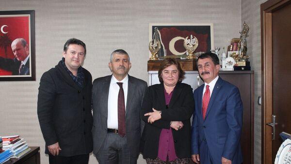 Sema Akıncı - Sputnik Türkiye