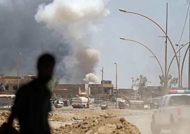 Musul bombalı saldırı