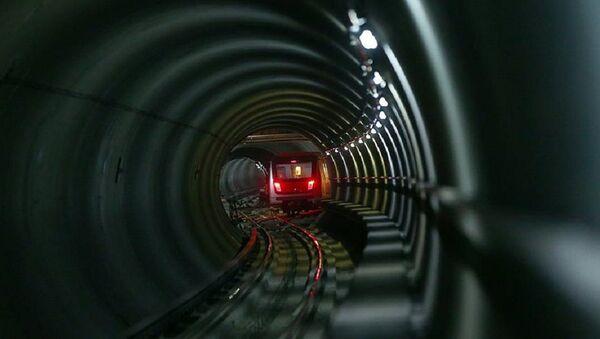 Marmaray - Sputnik Türkiye