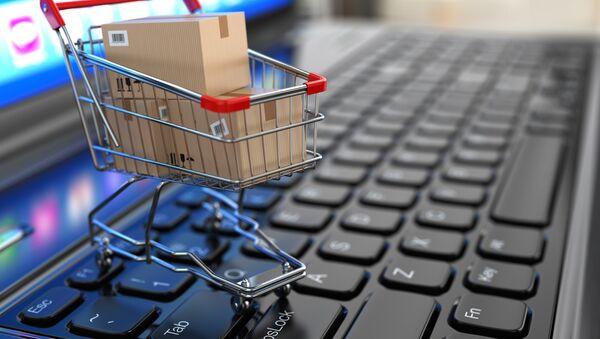 internet - alışveriş - Sputnik Türkiye