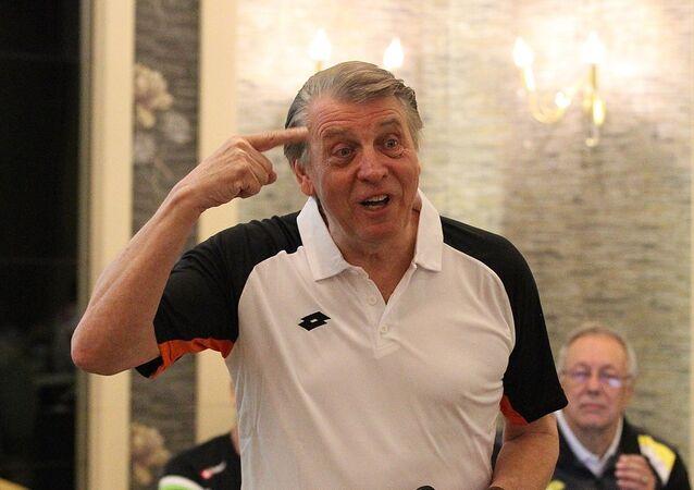 Türkiye Futbol Federasyonu (TFF) Merkez Hakem Kurulu (MHK) Danışmanı Jaap Uilenberg