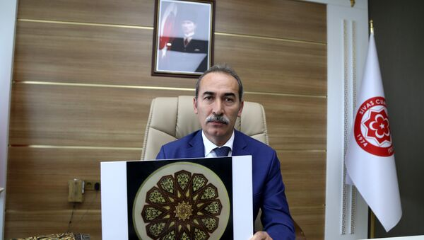 Prof. Dr. Alim Yıldız - Sputnik Türkiye