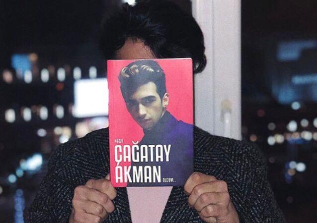 Rapçi Çağatay Akman: Kitabımda kendimi anlattım