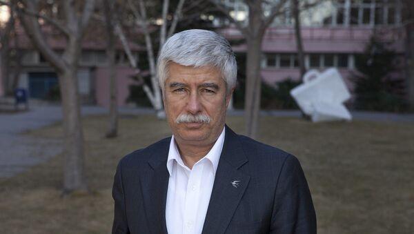 Faruk Bildirici - Sputnik Türkiye