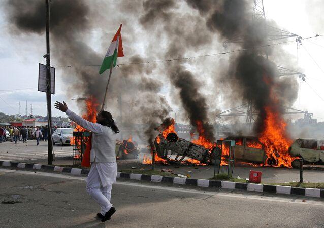 Pakistan, Cammu Keşmir saldırısı nedeniyle Hindistan'da protesto edildi