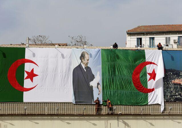 Abdulaziz Buteflika + Cezayir