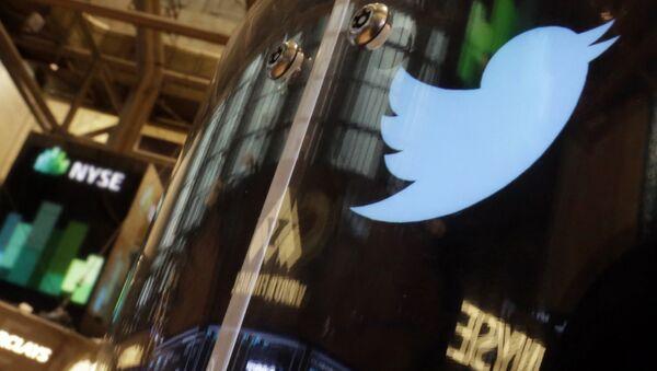 Twitter logo - Sputnik Türkiye