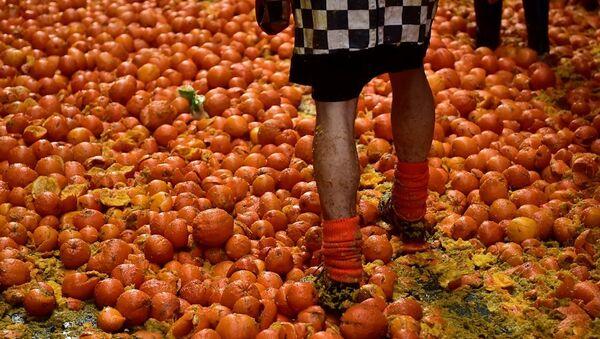 Portakal Savaşları - Sputnik Türkiye