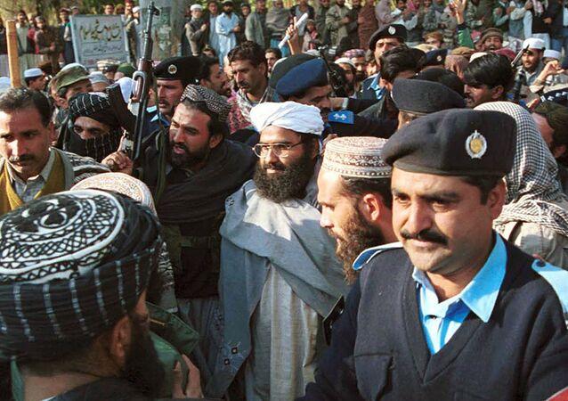 Ceyş-i Muhammed örgütünün kurucusu ve lideri Mesud Azhar