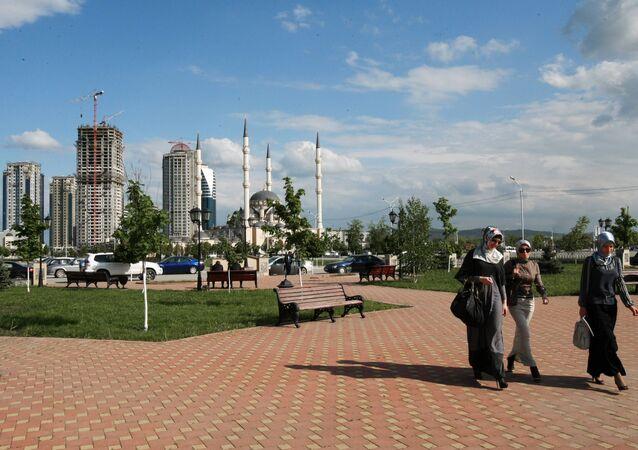 Grozni- Çeçenistan