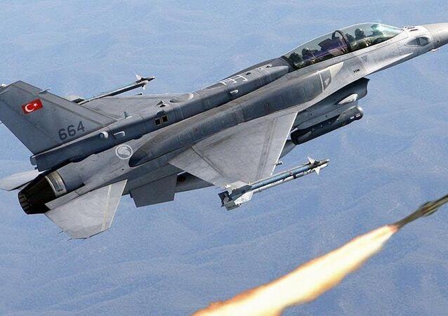 TSK - savaş uçağı