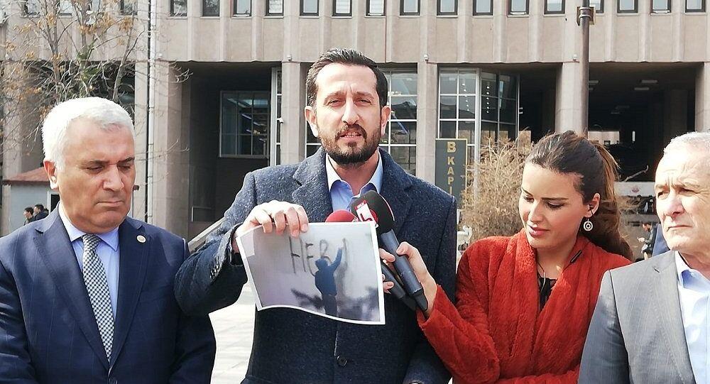 CHP Ankara Milletvekili Ali Haydar Hakverdi, 'Biji Mansur' yazısına suç duyurusu