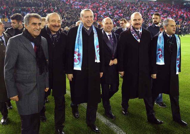 Recep Tayyip Erdoğan - Şenol Güneş