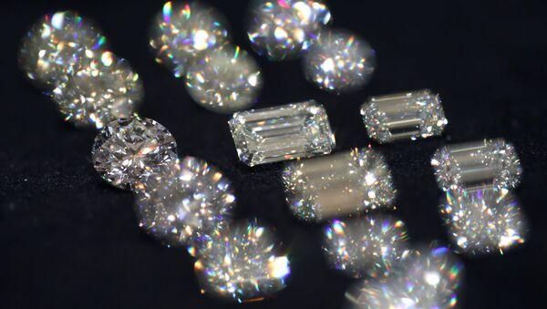 Yakutistan'da  çok büyük elmas madenleri vardır. - Sputnik Türkiye