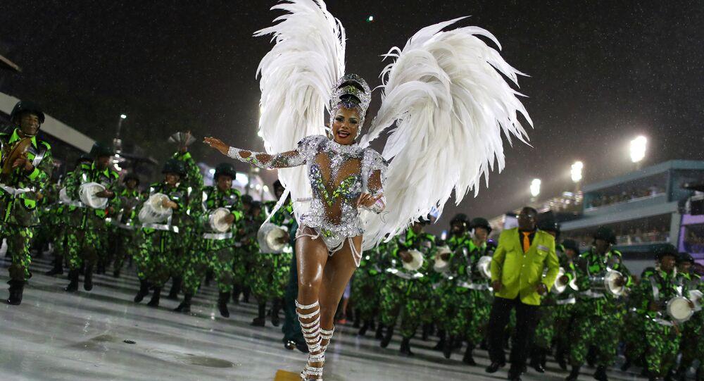2019 Brezilya Rio Karnavalı