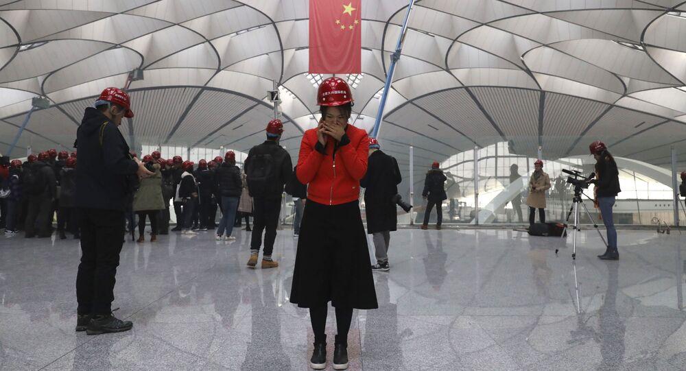 Çin Sivil Havacılık İdaresi yaptığı bir açıklamada, yeni havalimanını kullanmak isteyen yabancı havayolu şirketlerine her türlü desteği vermeye hazır olduklarını belirtti.