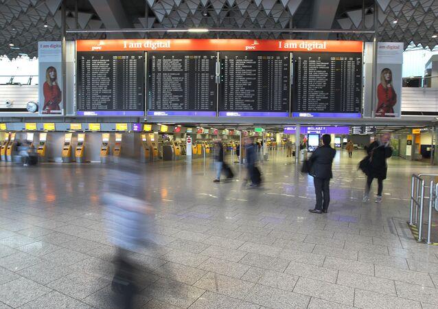 Almanya - havaalanı
