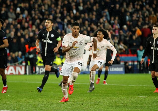 Paris Saint Germain-Manchester United maçı