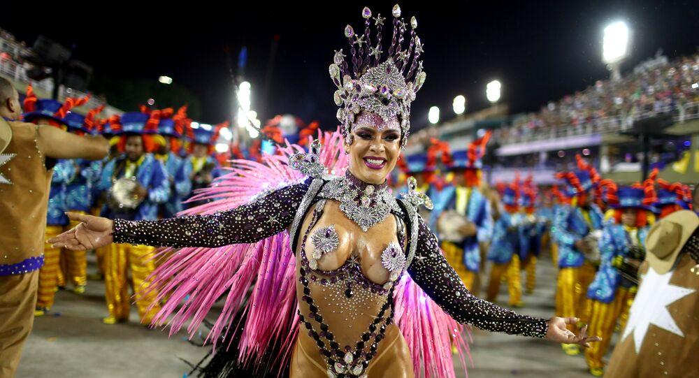 2019 Rio Karnavalı