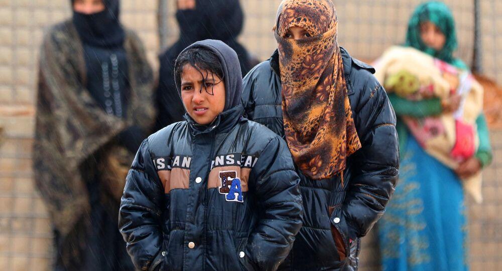 Rusya ve Suriye'den ABD'ye 'Rukban'ı dağıt' çağrısı