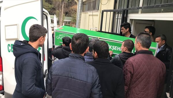 Elektrik akımına kapılan çocuk öldü - Sputnik Türkiye