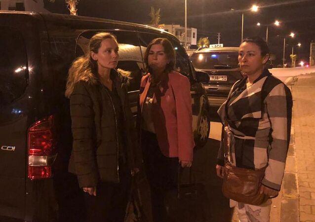 İzmir'de CHP'li başkan adayının eşine sopalı saldırı