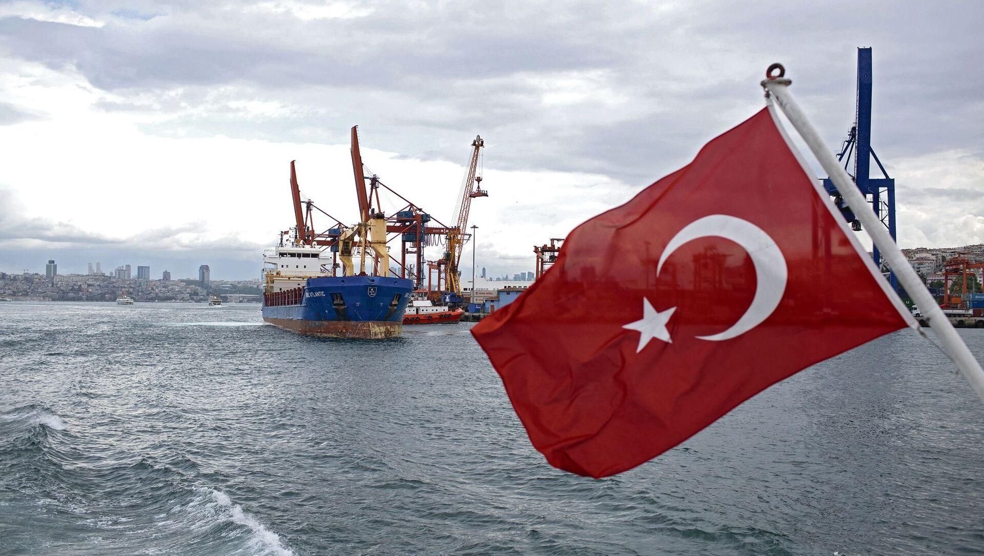 ekonomi - büyüme - ihracat - ithalat - Sputnik Türkiye, 1920, 01.03.2021