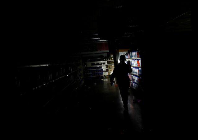 Venezüella - Elektrik kesintisi