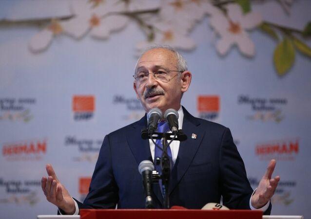 CHP Genel Bașkanı Kemal Kılıçdaroğlu