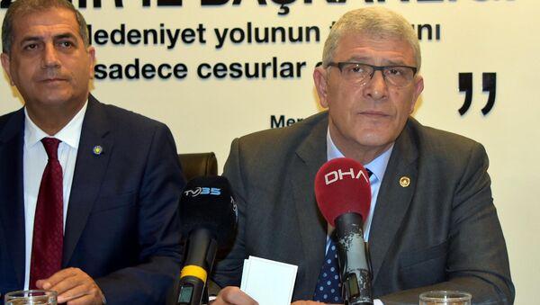 Müsavat Dervişoğlu - Sputnik Türkiye